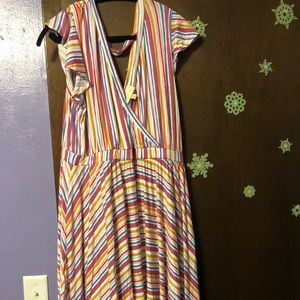Soft ModCloth dress size 2x